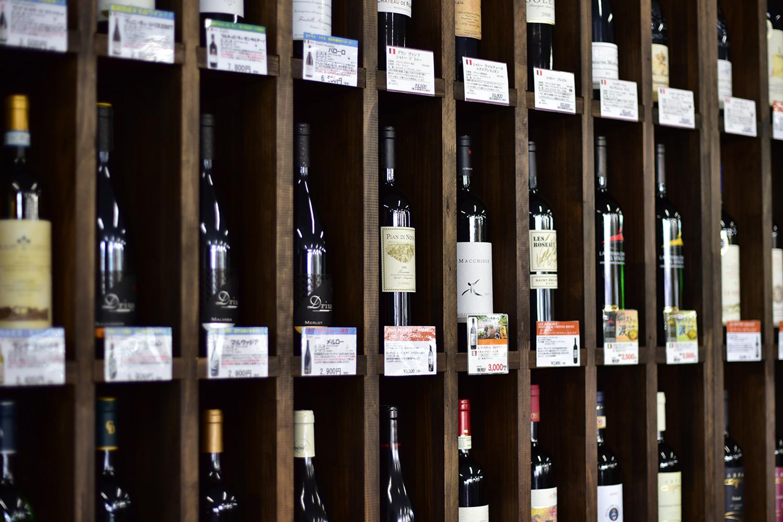 各国の特選ワイン